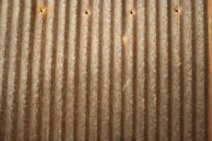 Rusty Tin Barn Roof Sheets